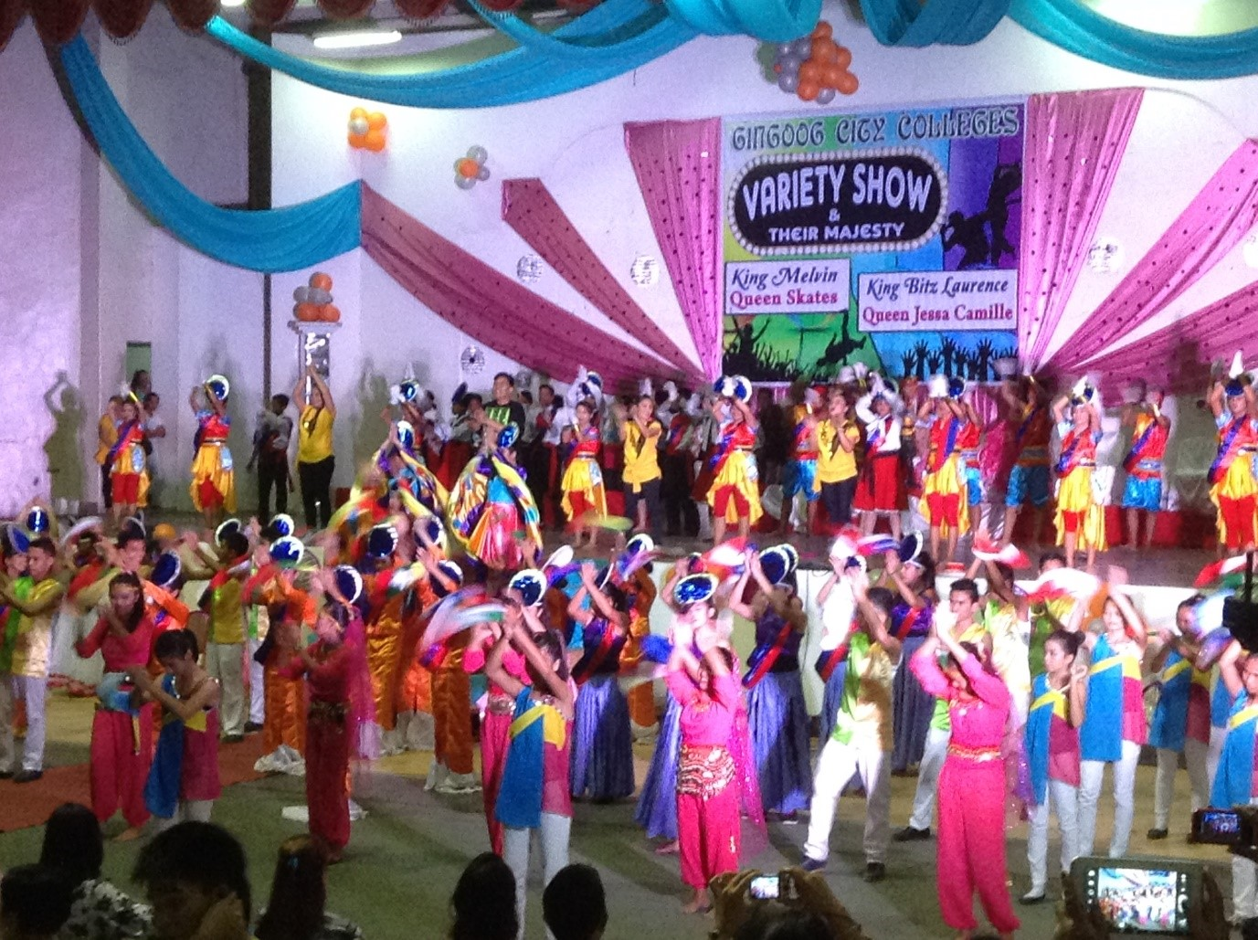 Gingoog Variety show2
