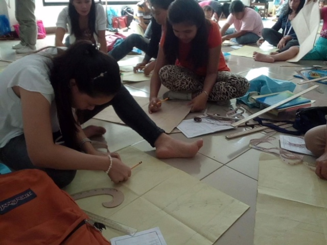 dressmaking training 2