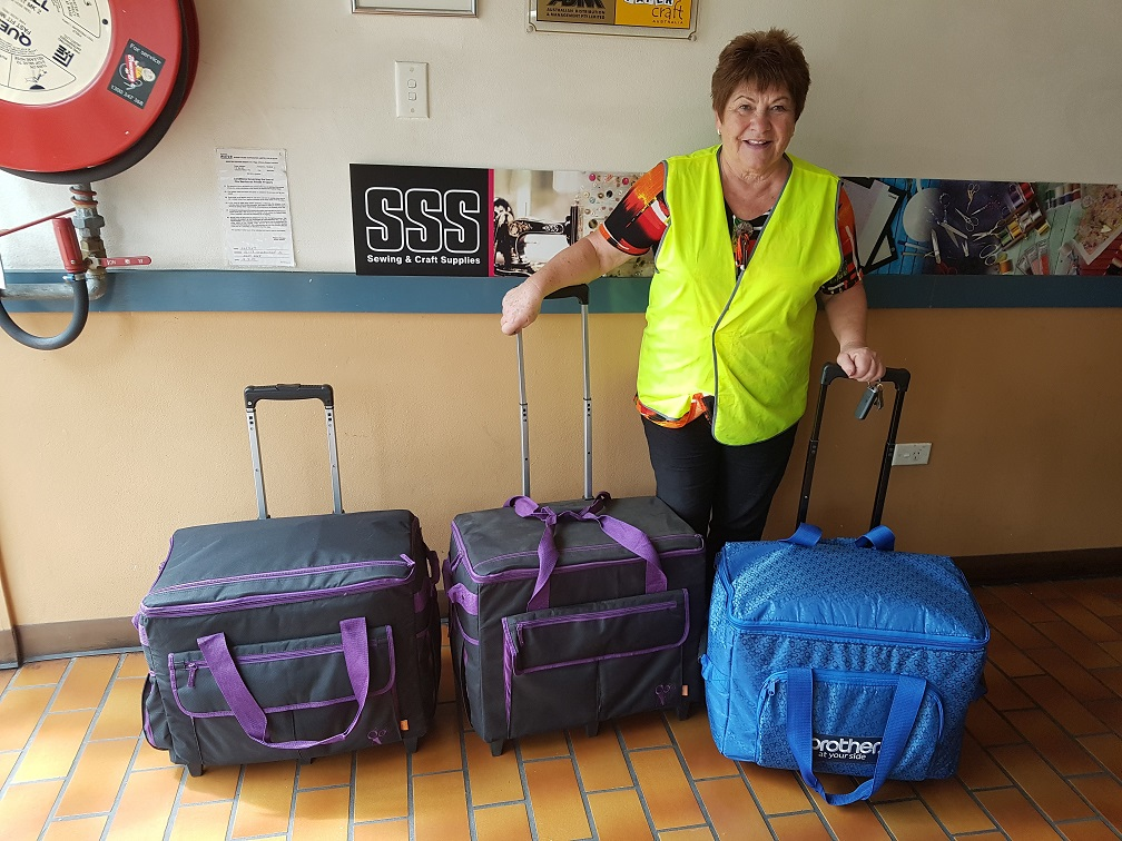 photo trolley bags for Solomons low