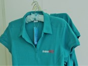 SewAid Polo shirts